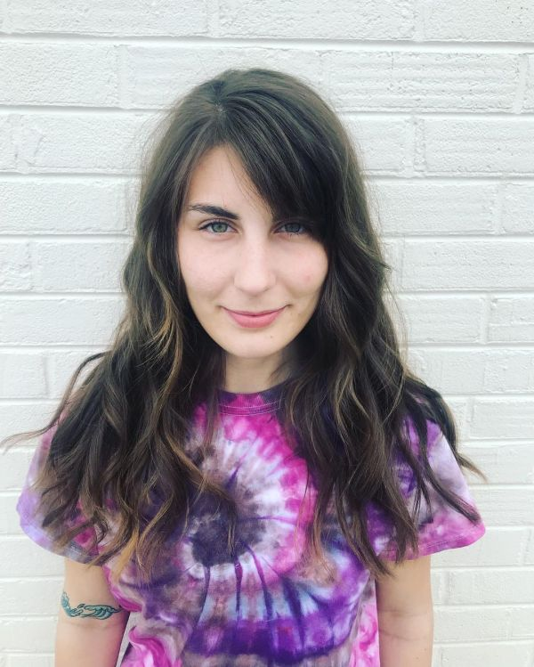 7 gorgeous layered haircut - layers with bangs