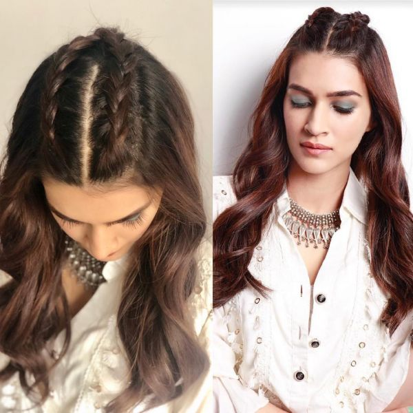 1 All The Hairstyle Lessons We Are Taking From Kriti Sanon