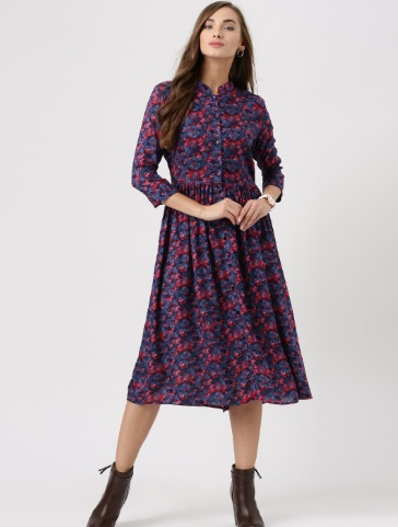 14-Dresses-For-Pear-Shaped-Body