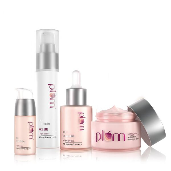 9 All The Latest Beauty Launches That Deserve A Spot In Your Makeup Box - Plum bright years range