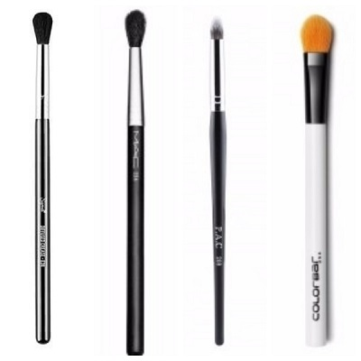 Eyeshadow Basics Brushes