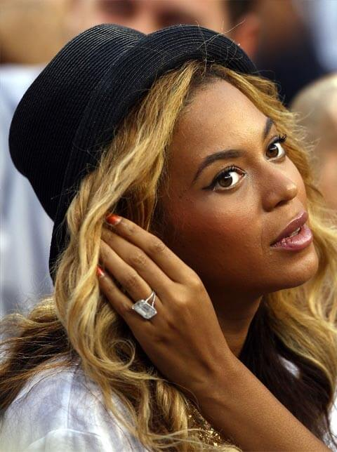 From PC To JLo  Here Are The Celebrity Engagement Rings That Could Tempt You To Say %E2%80%98I do%E2%80%99 - beyonce