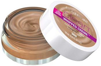 9. Covergirl 360 Clean Whipped Creme Foundation