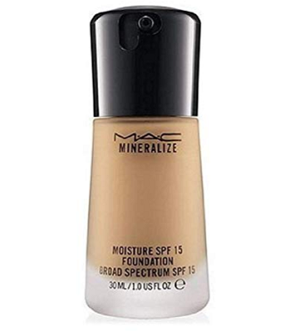 M.A.C-Mineralize-Moisture-SPF-15-Foundation-best-foundation-creams