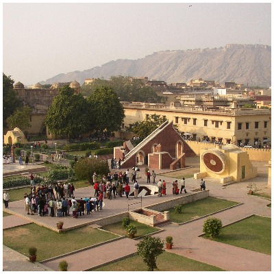 Jaipur- Pink city for family vacation