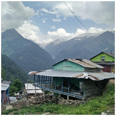 Kasol and Tosh valley for family vacation
