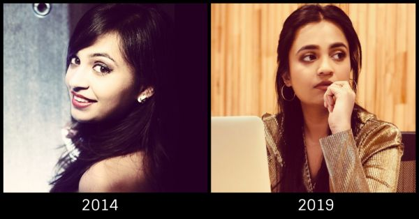 POPxoTurns5  Team POPxo Takes The  POPxo5YearChallenge - krithika kumar