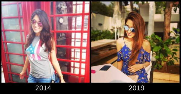 POPxoTurns5  Team POPxo Takes The  POPxo5YearChallenge - priyanka ghura %281%29
