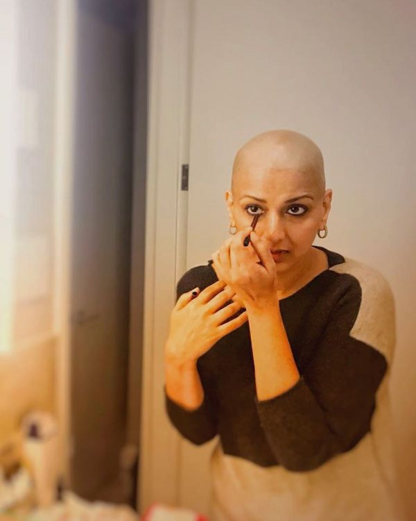 3 sonali bendre opens up about her cancer journey