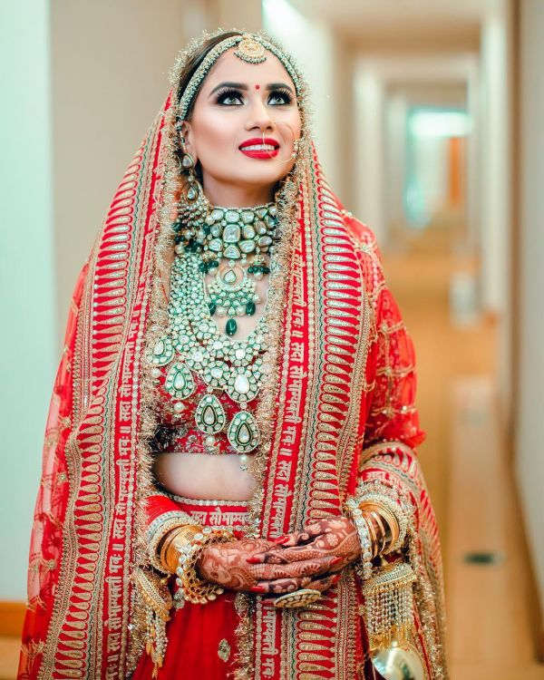 This Sabyasachi Bride Wore The Deepika Padukone Lehenga ...
