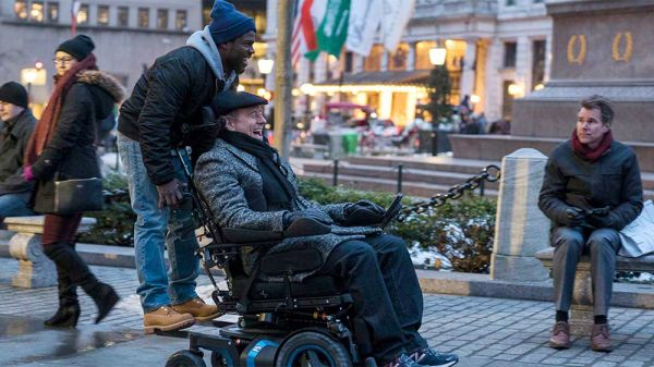 hollywood movie - the upside