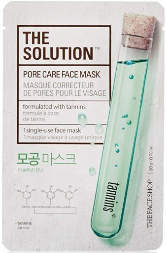 The Faceshop the Solution Pore Care Face Mask