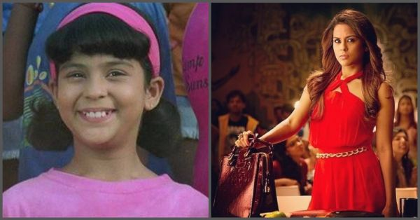 Then  Now Pictures Of 11 Child Stars Who Are Now Popular Bollywood Celebrities - sana saeed %281%29
