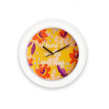 Gift-ideas-for-sister-good-stuff-wall-clock
