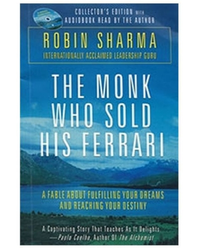 14-The Monk Who Sold His Ferrari