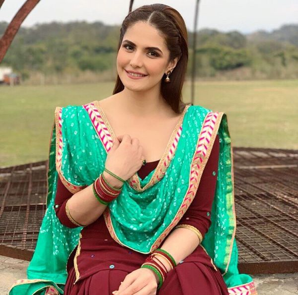 BB 13 Contestant- Zareen Khan