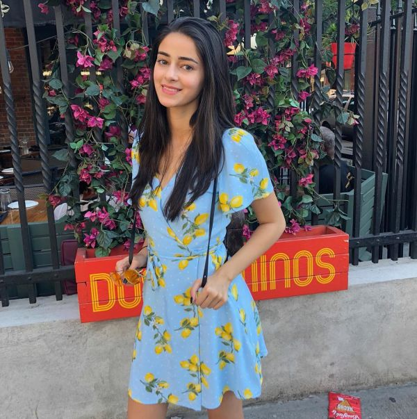 2-ananya-panday-floral-dress-instagram