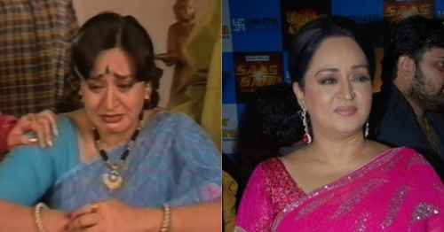 hum paanch - Shoma Anand as Bina Mathur