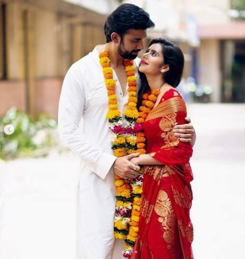 Rajeev Sen Marries Charu Asopa In The Court- First Pic