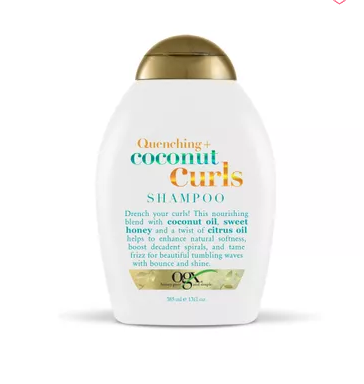 quenching coconut curl shampoo