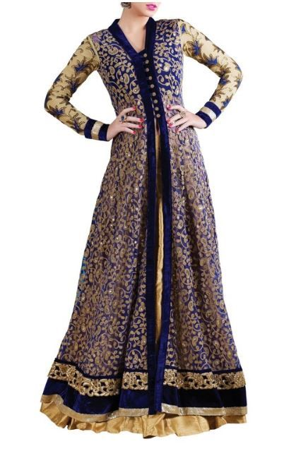 12 ethnic gowns