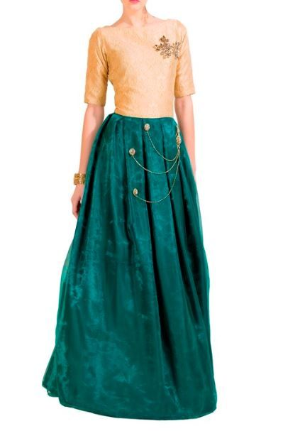 14 ethnic gowns