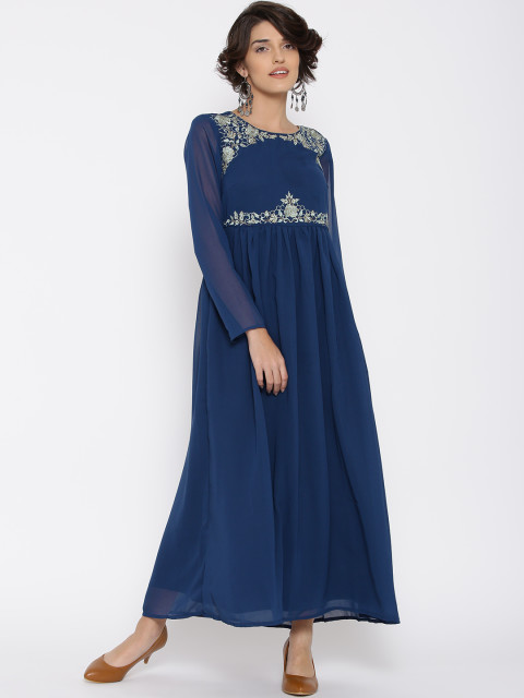 4 ethnic gowns