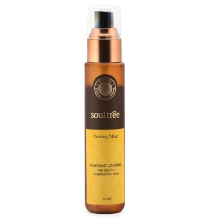 2 skincare products - soultree face mist
