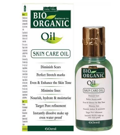 10 skincare products - skin oil