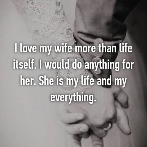 2 sweet thoughts husbands have about their wives