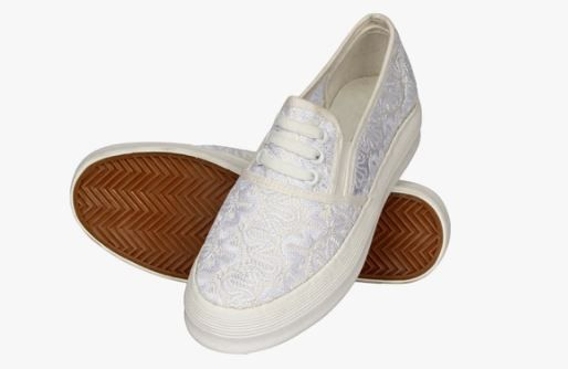 3.white sneakers