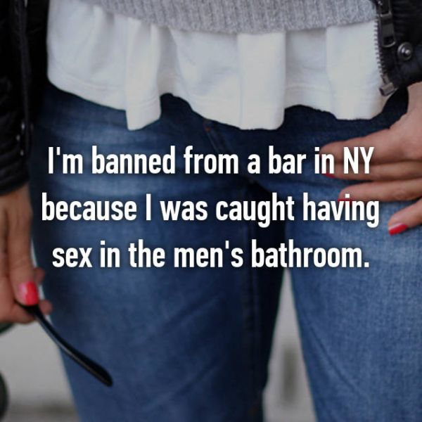 6 times people were caught having sex