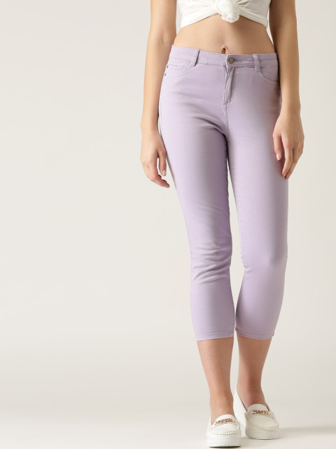 cool undertone 3- what colours suit your skin tone - lavender trousers - esprit