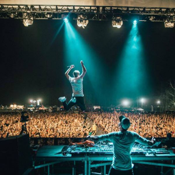 Internal 2 The Chainsmokers
