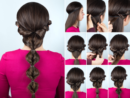 5. Princess Vibes - Ponytail Hairstyles