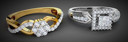 how to buy a diamond ring - caratlane