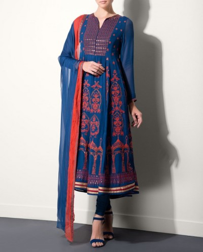 essentials your desi wear wardrobe needs - anarkali