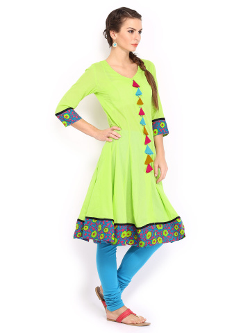 the best anarkalis to buy online - Anouk