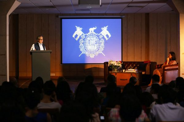 TOMMY HILFIGER ADDRESSES NIFT STUDENTS  IN NEW DELHI_TH 10TH YEAR ANNIVERSARY IN INDIA
