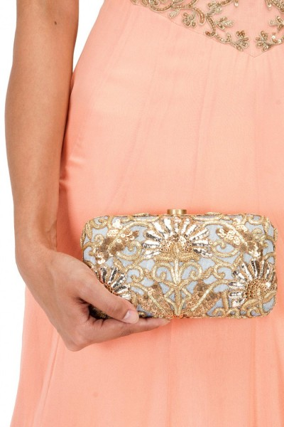 essentials your desi wear wardrobe needs - clutch
