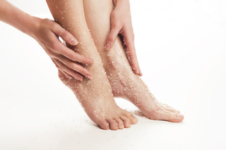 Don't Forget To Exfoliate_Tips To Getting Softer, Silkier Legs