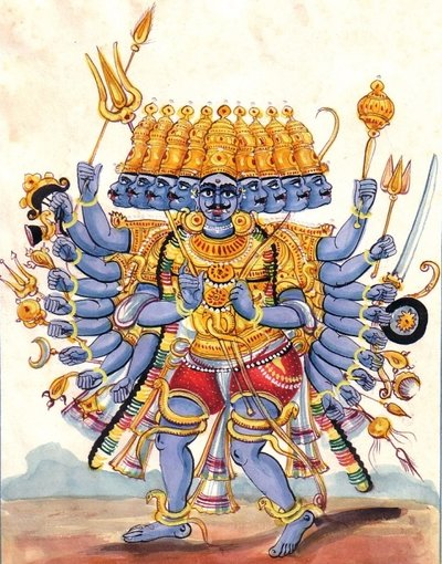 little-known things about dussehra 4