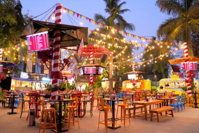romantic date places in mumbai - bank bar