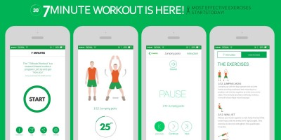 Seven- 7 Minute Workout