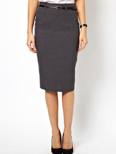 western formals for work - skirt