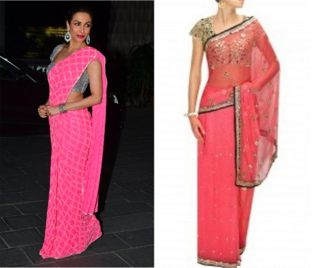 bollywood celebs in indian wear - malaika