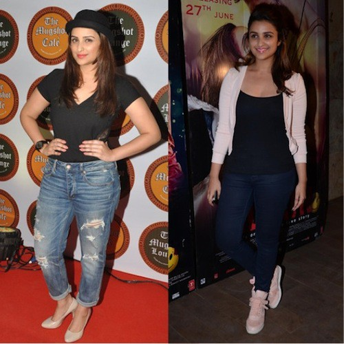 dress like Parineeti Chopra