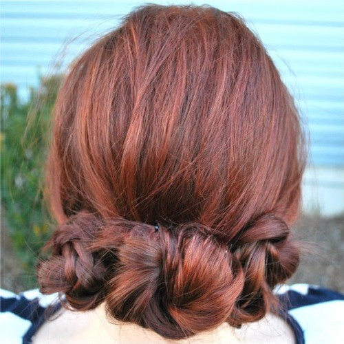 Hairstyles That Require NO Heat