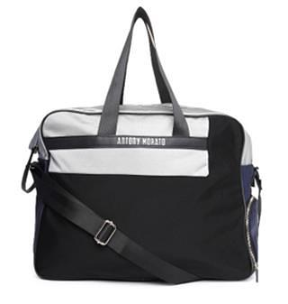 gifts for men - Antony-Morato-Silver-Men-Grey-Black-Duffle-Bag_7f19aa34bfa06e77e74be23f5d8a5452_images_mini_320x337_320x337