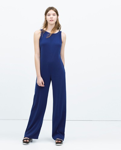 how to wear the jumpsuit 2 - zara